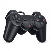 Joystick Controle Playstation PS2 - Paralelo