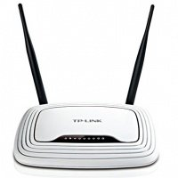Roteador wireless 4 portas 300mbps TL-WR841N TP-Link