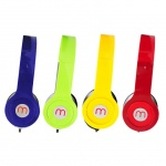 Headphone Fashion Charm Entrada P2 - Sortidos