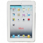 Capa Apple iPad Mini - TPU Transparente