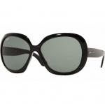 226911cabe876 Óculos Ray Ban Jackie Ohh II 4098 - Modelo Unissex com Armação Preta e  Lentes em