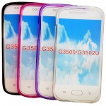 Capa Celular Samsung Galaxy Core Plus TV G3500 G3502 - TPU