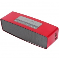 Mini Caixa de Som Bluetooth SoundMini Speaker - Cores Sortidas