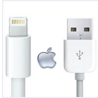 Cabo Original USB Celular Apple iPhone 5 5s - Original