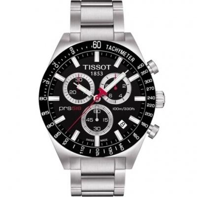 1850cdfb07b Atacados 25    Relógio Masculino Original Tissot - PRS516 Preto com ...